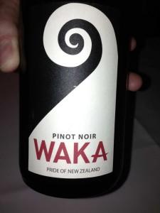 Geweldige pinot noir uit NZL