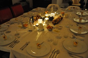 de tafel