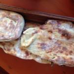 gebakken naan