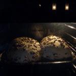 in de oven 40 min