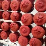 red velvet muffins 1